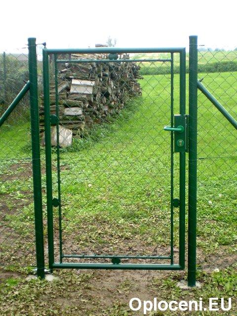 Plotové systémy-sloupky, oplocení, pletivo na ploty, brány, branky