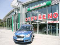 Prodej automobilů ŠKODA - autosalón Karviná