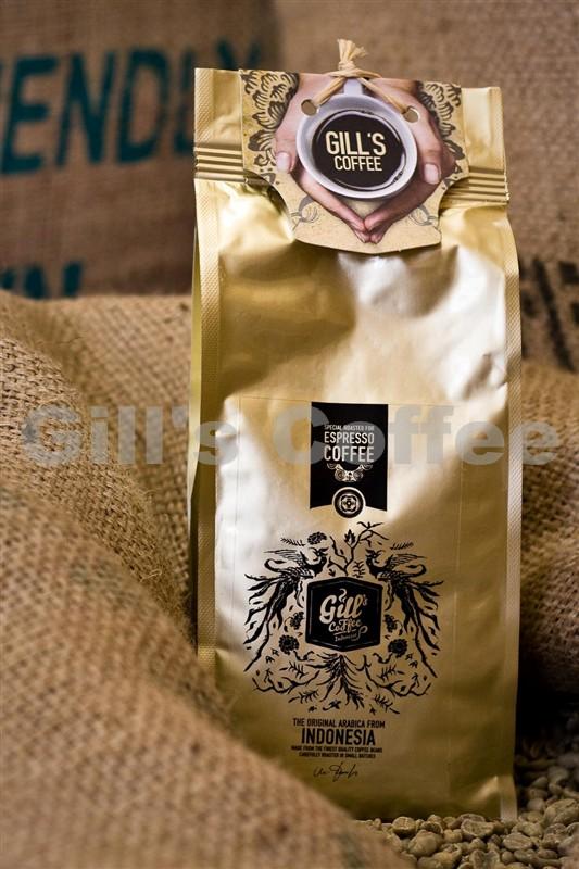 Prodej čerstvě pražené kávy Brno