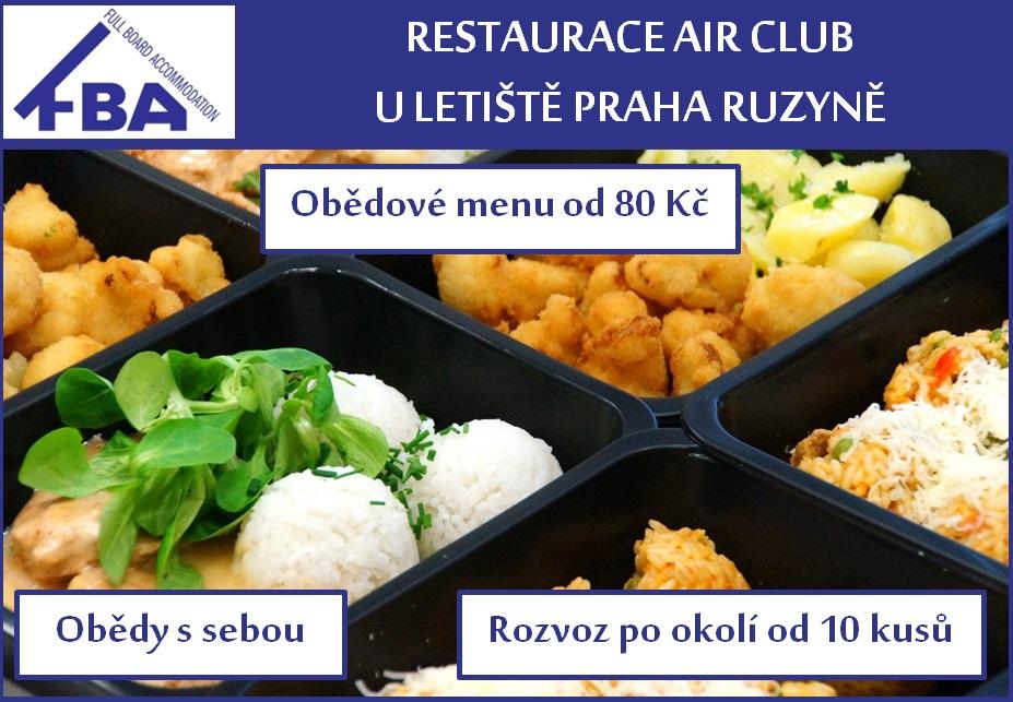 FBA rozvoz obědů - Praha 6
