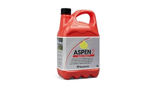 Palivo Aspen dvoutaktní - balení 5 litrů