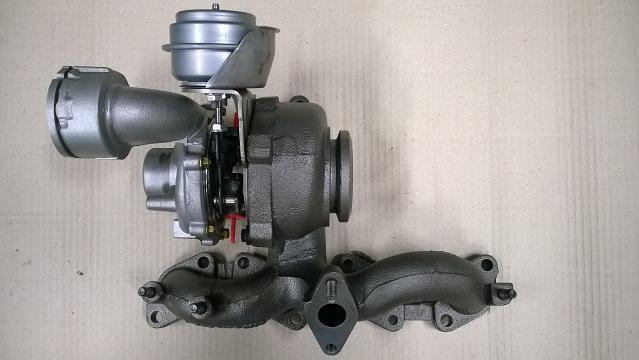 generální oprava automobilových turbodmychadel Brno