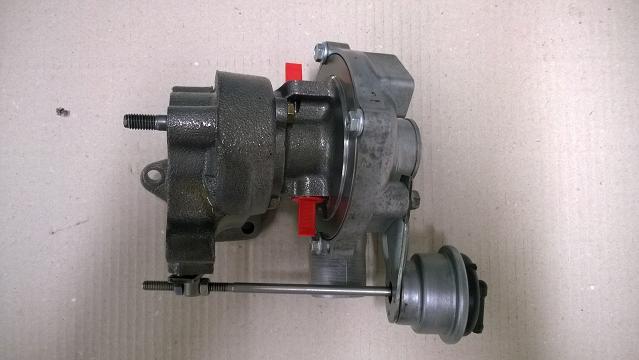 generální oprava turbodmychadel Brno