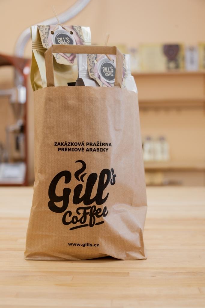 Zakázková pražírna káv Brno