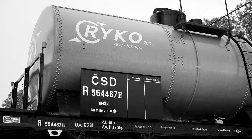 Železniční nákladní vozy – modernizace, revize, opravy - Děčín