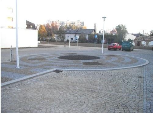 Problém pro nás není ani úprava náměstí a veřejných prostor.