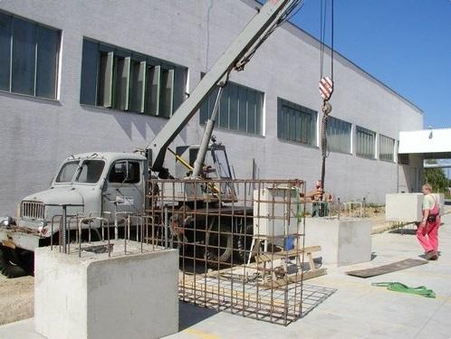 SAPA – LPJ - betonové průmyslové haly vám postavíme na míru.
