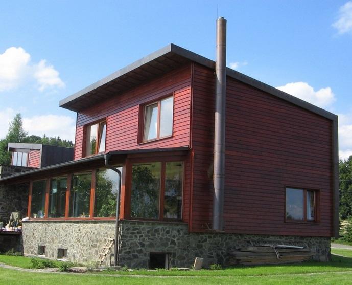 Rekonstrukce komínů - frézování a vložkování komínů – Jilemnice