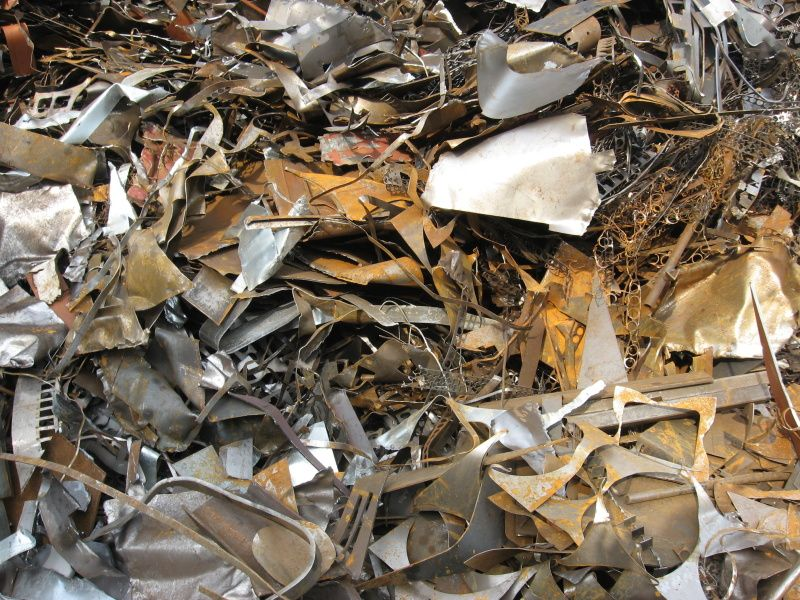 Výkup barevných a železných kovů Třebíč