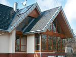 Inteligentní solární dřevěná okna Brno