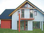 výroba, prodej solární dřevěná okna s izolačním trojsklem Brno