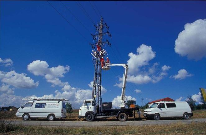 Opravy a rekonstrukce distribučních sítí