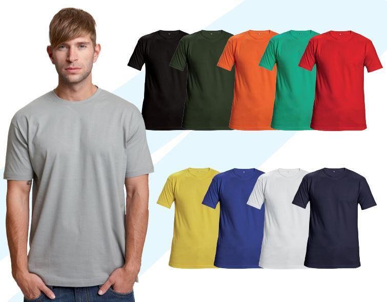Výroba reklamních triček, mikin, bund