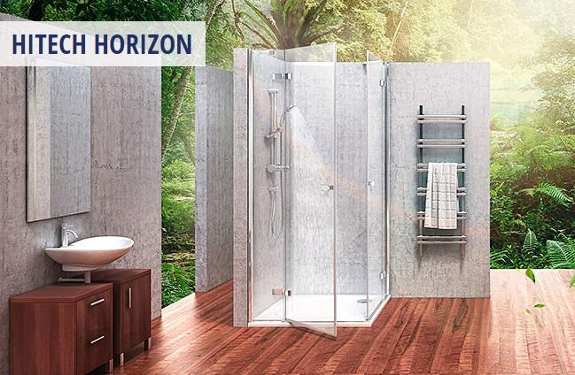 Sprchové kouty a vaničky - skvěle padnou do vaší koupelny