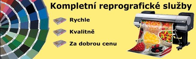kopírování, tisk, reprografické služby Praha Dejvice