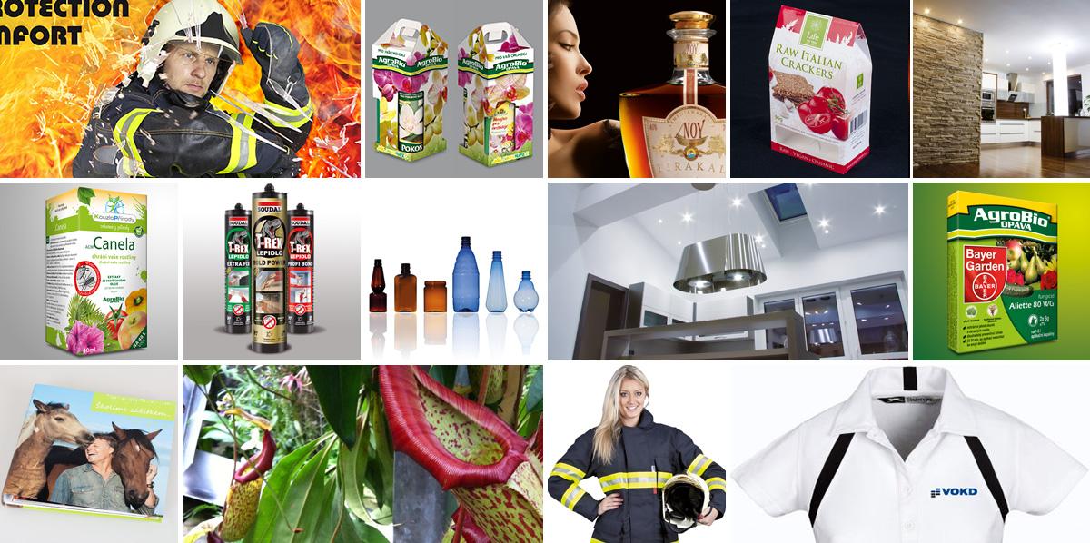 Grafické, reklamní studio, tiskové služby Frýdek-Místek