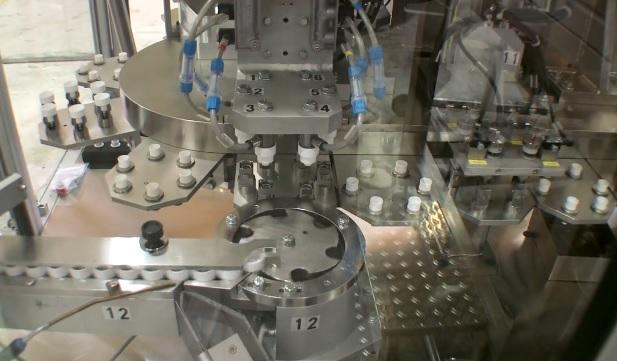výrobní proces