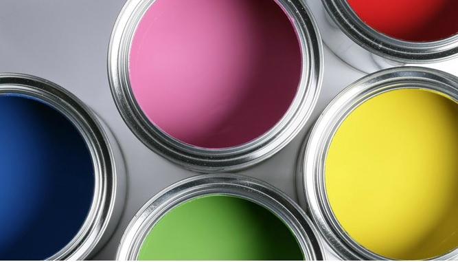 barvy a nátěry Pecka