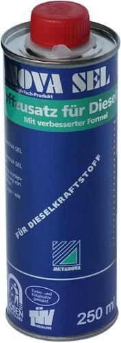 Přísady do paliva pro dieselové motory METANOVA SEL, pro dopravu. Prodej, eshop