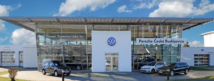 Záruční servis vozů Volkswagen, Audi, Škoda České Budějovice