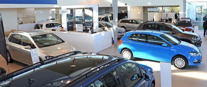 Pozáruční servis vozů Volkswagen, Audi, Škoda České Budějovice