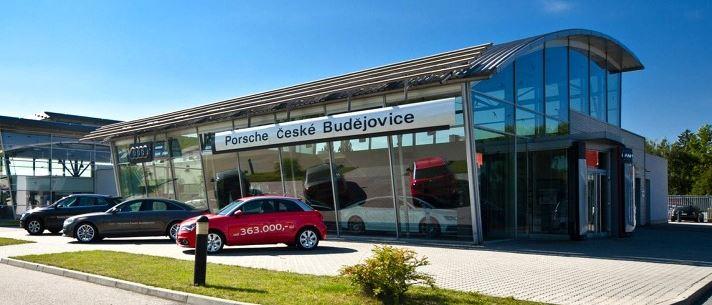 servis vozů Volkswagen, Audi, Škoda České Budějovice