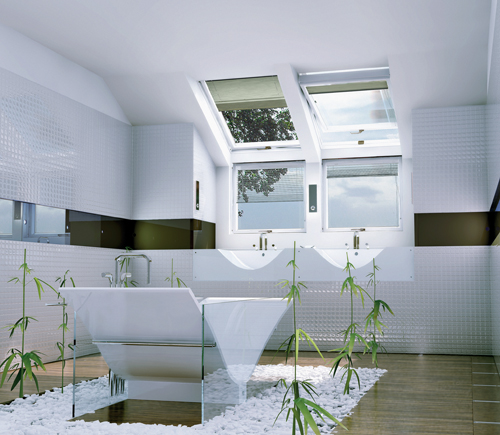 Zastínění do střešních oken, vnitřní a venkovní okenní rolety Vysočina