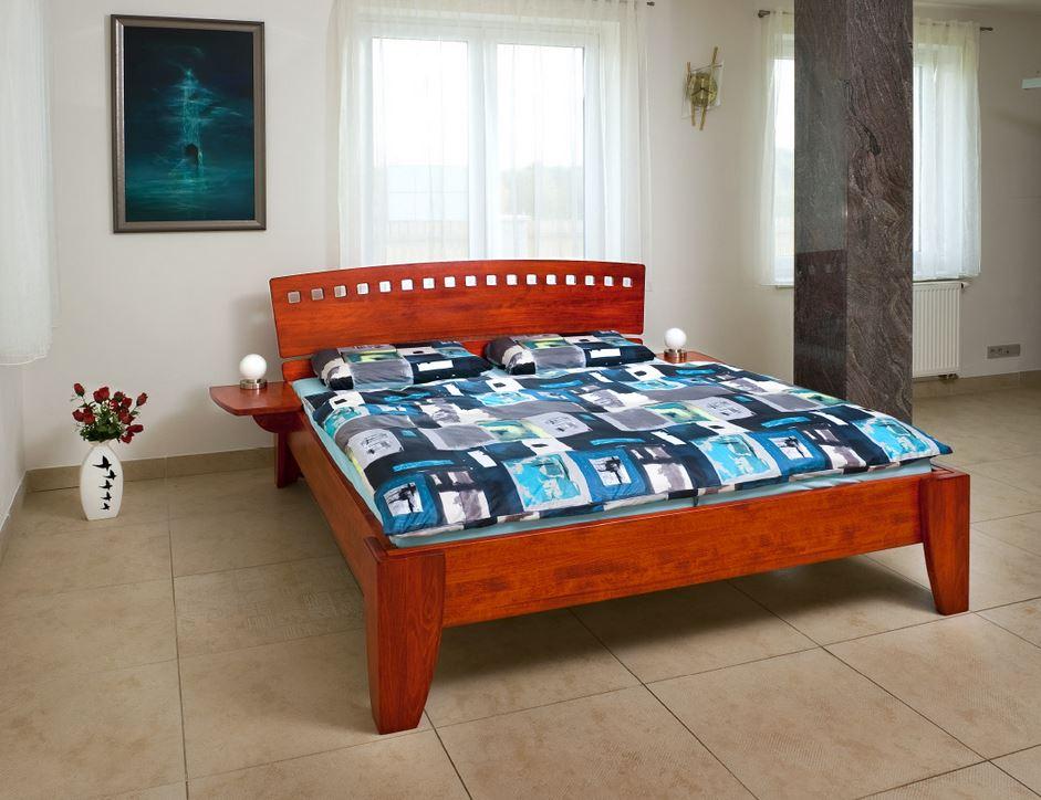 Dřevěné postele pro zdravý spánek, prodej v Písku