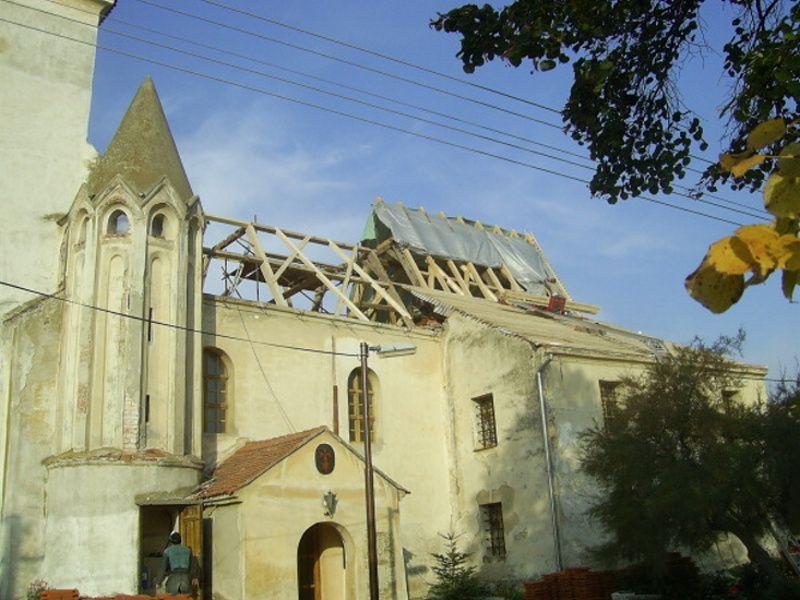 Opravy historických krovů Vysočina