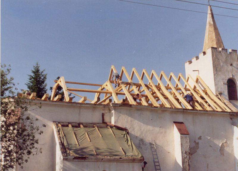 Tesař-památkář Jihlava