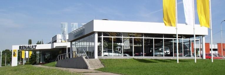 Autoservis vozů Renault a Dacia Praha - rychle, kvalitně a na jednom místě