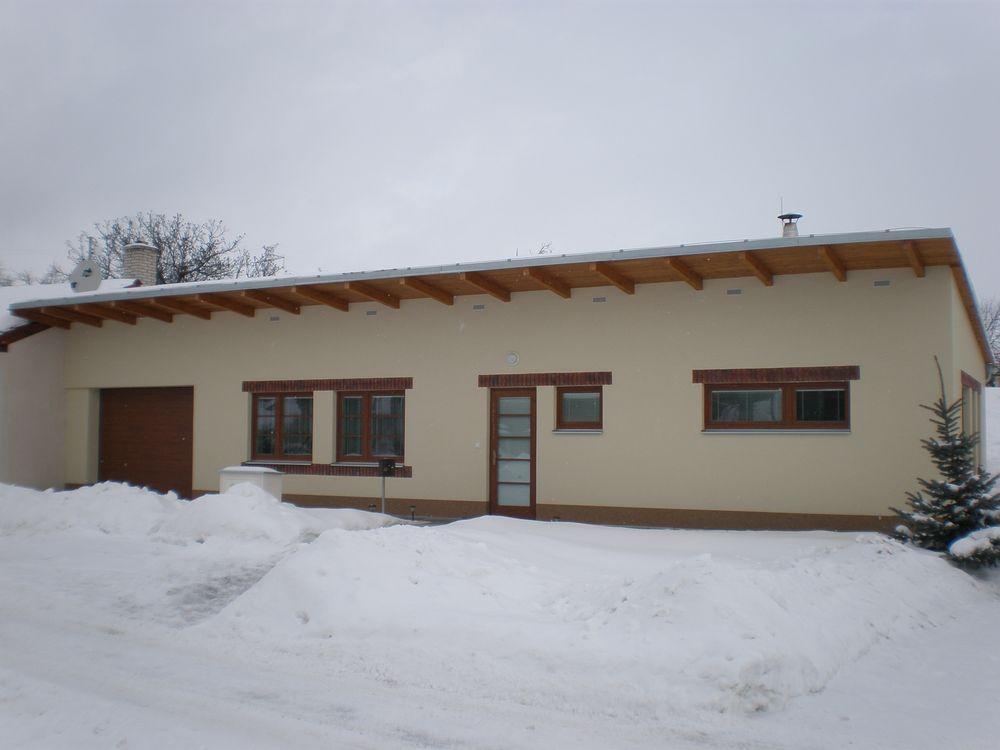 Kompletní dodávky staveb Znojmo