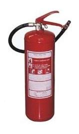 Naším oborem je také servis a revize hasicích přístrojů.