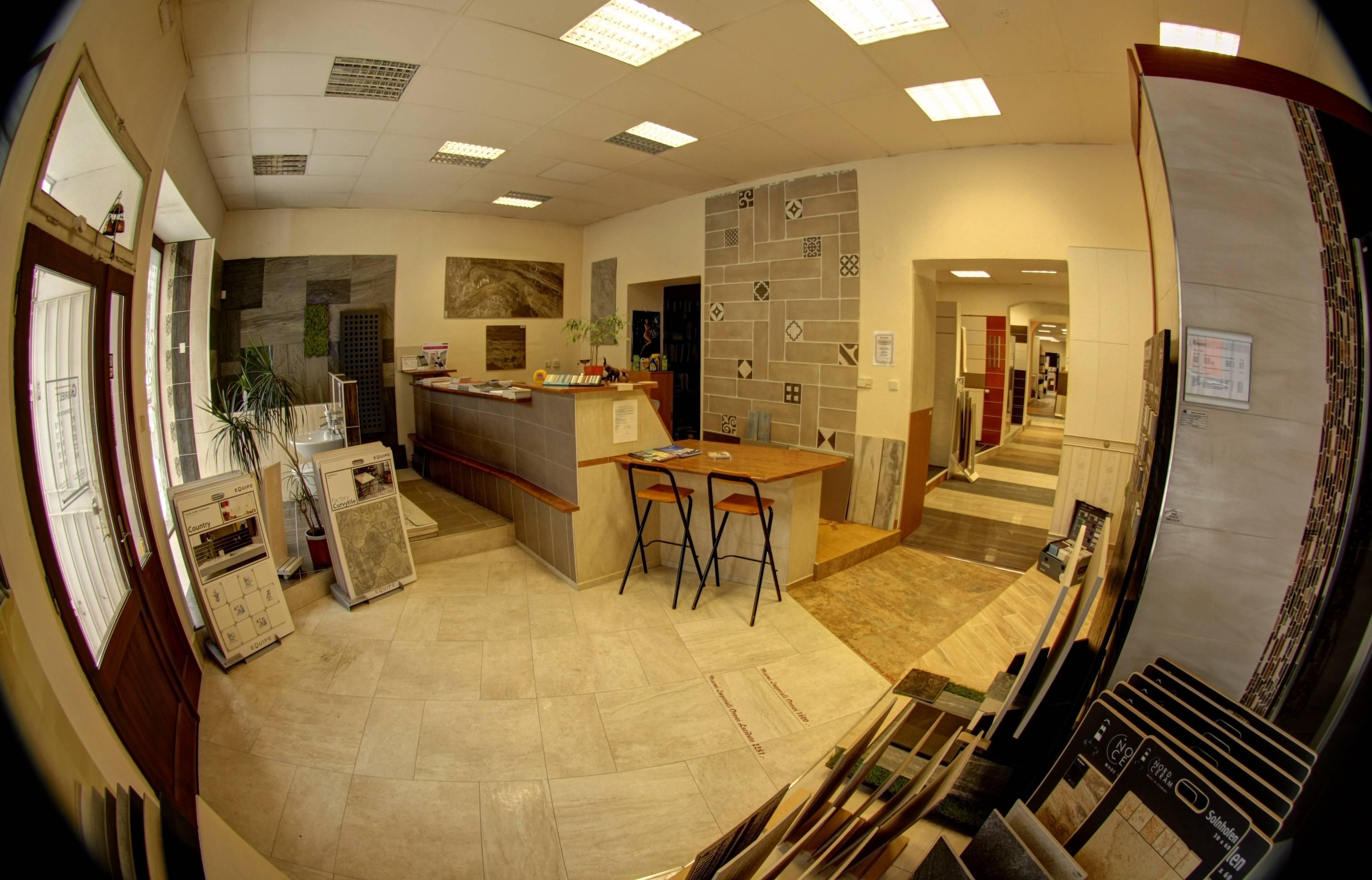 Virtuální prohlídka koupelnového studia Gabriel, Liberec