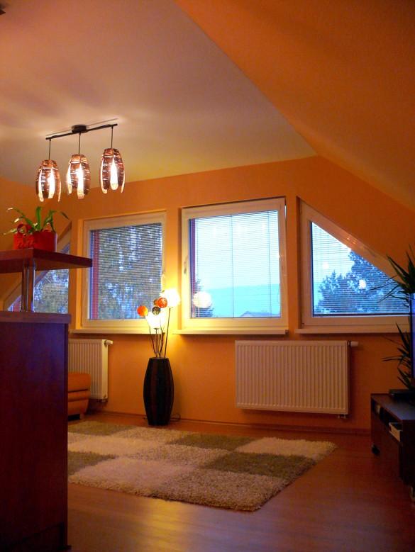 Rekonstrukce interiérů domů OKAL v programu Zelená úsporám Brno