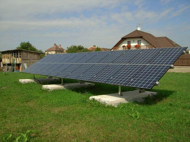 Chladící zařízení, fotovoltaické systémy
