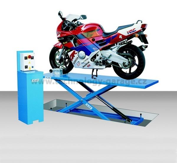 Motocyklový nožní zvedák OMCN