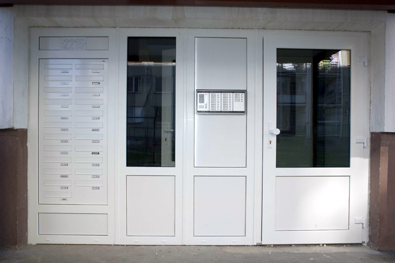 Výroba plastových, hliníkových okien, dverí Zlínsky, Olomoucký kraj