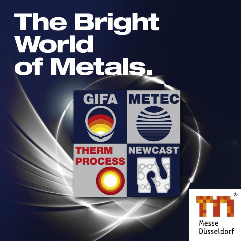 GIFA/METEC/THERMPROCESS/NEWCAST 2015