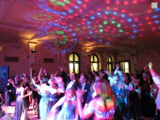 večírek na Žofíně - organizace Dirami