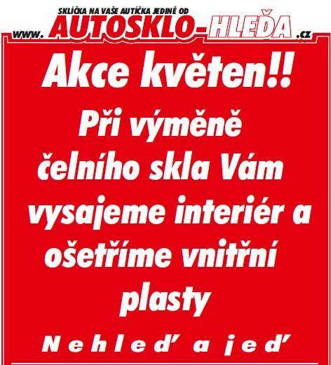 Výměna čelního skla Kroměříž, Prostějov-čištění interiéru vozu zdarma