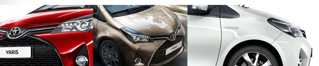 Model Toyota Yaris  prodej Karlovy Vary