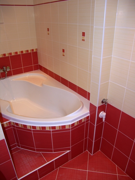 Rekonstrukce koupelen a bytových jader - komplexní služby