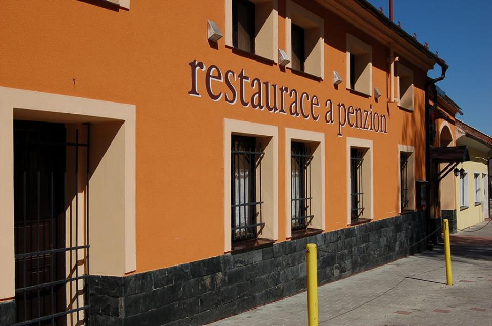 Reštaurácia s parkovaním autobusov Kroměříž - obedy pre zájazdy až pre 80 osôb