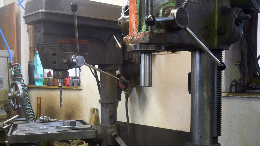 Výroba a repase hydraulických válců, zvedáků a zařízení