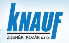 KNAUF Zdeněk Kozák