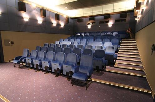podlaha kino Bruntál
