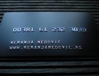 Plastové karty s kontaktním i bezkontaktním čipem Znojmo