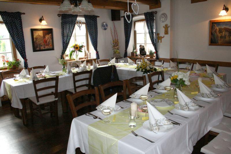 svatební hostina ve Štramberku