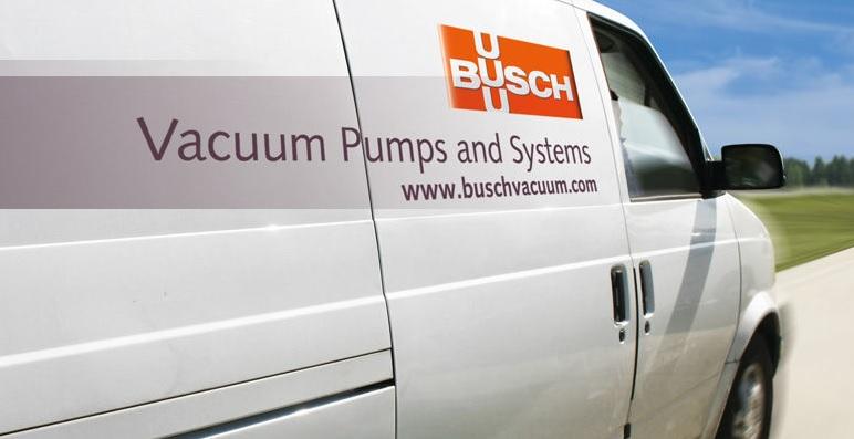 Servis, instalace vakuových pump, Brno